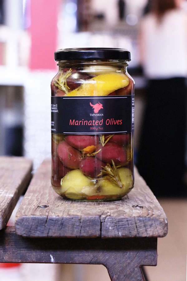 Tapasman Marinated Olives