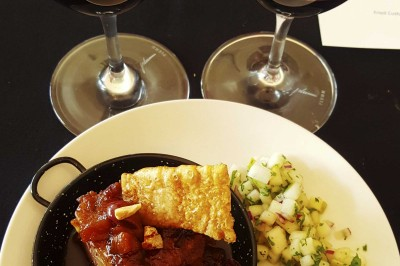 Myattsfield's Wine Makers Lunch